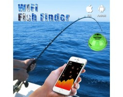 Sonar Pescuit Wireless Wifi - IOS si ANDROID
