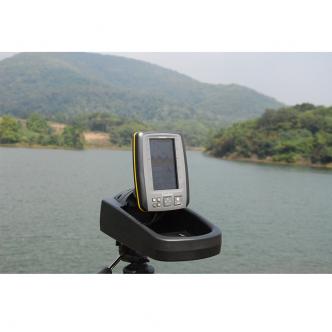 Sonar color cu GPS si Compas pentru navomodele - TOSLON TF 640