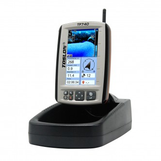 Sonar color cu Autopilot pentru navomodele – Toslon TF740