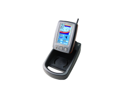 Sonar color cu GPS, compas si harta 3D pentru fundul apei - TOSLON TF 650